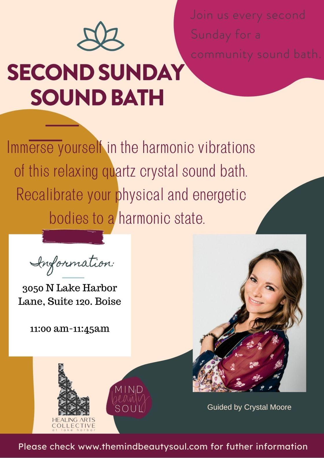 Second Sunday Soundbath jpg